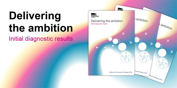 National Procurement Strategy: Delivering the Ambition - Initial Diagnostic Results