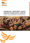 Liberal Democrat Annual Report 2020 COVER