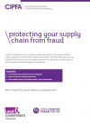 COVID-19: protecting the local government sector supply chain from fraud - cover