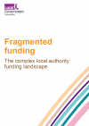 Fragmented Funding - report cover