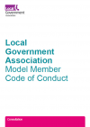 Local Government Association Model Member Code of Conduct