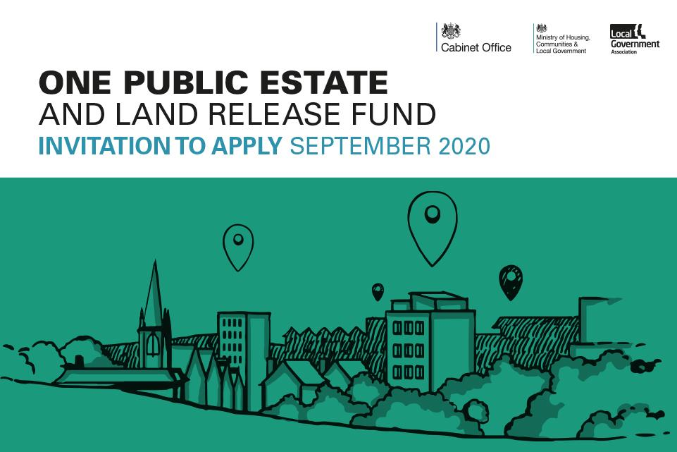 One Public Estate invitation to apply