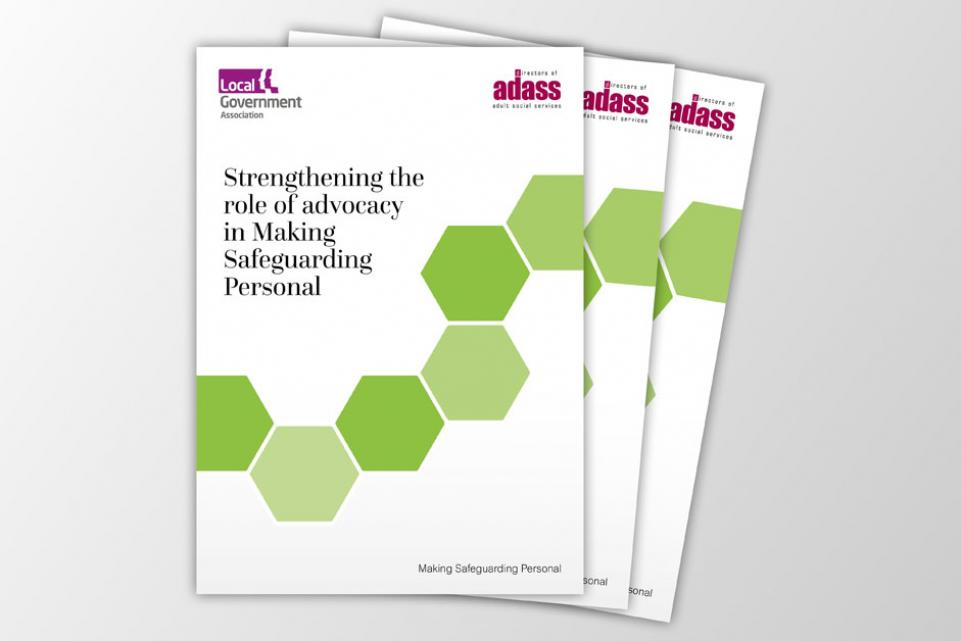 Strengthening the role of advocacy in making safeguarding personal image of publication on display