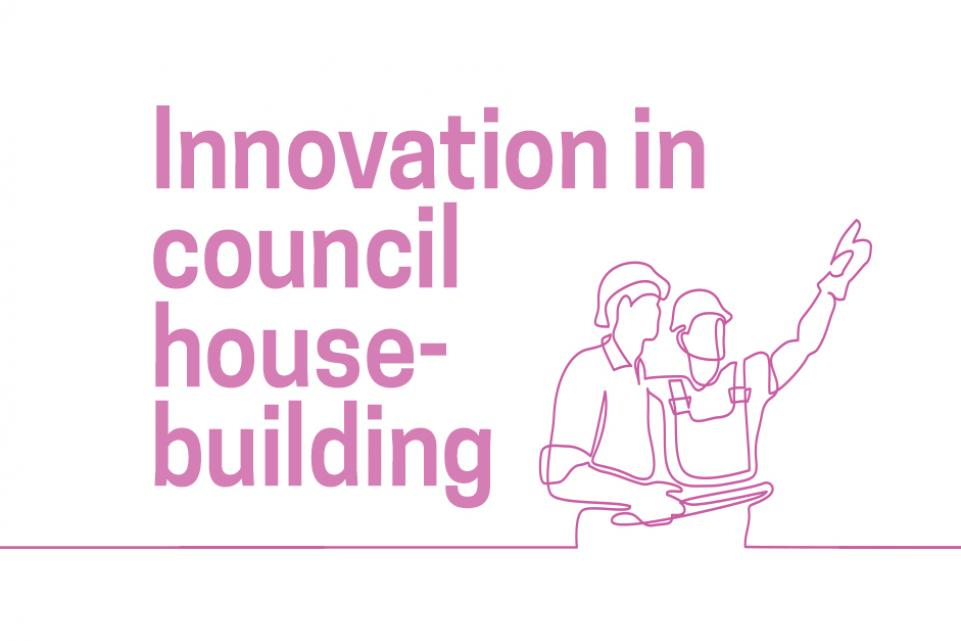 Innovation in council housebuilding
