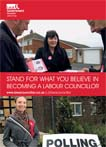 LGA Labour Be A Councillor guide cover image