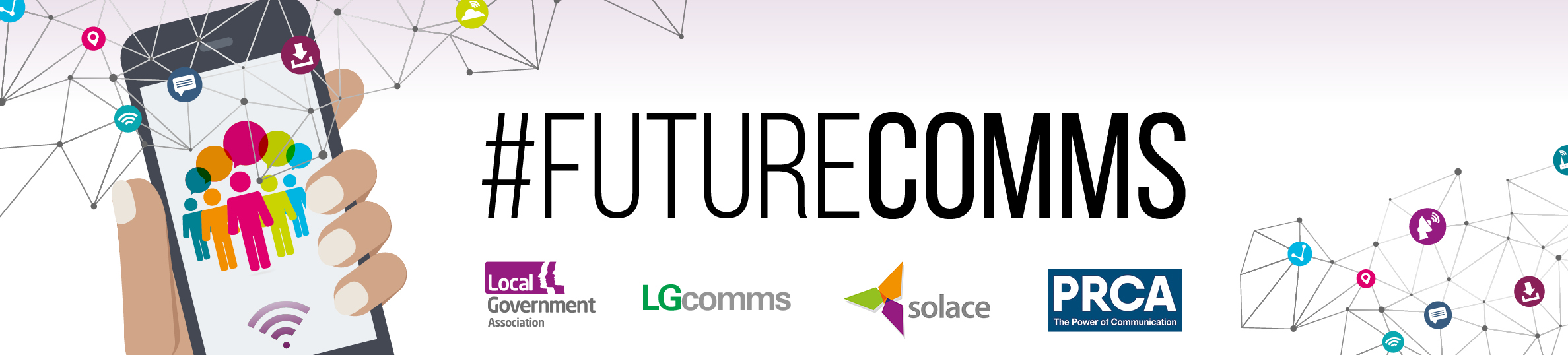 Future Comms digital banner