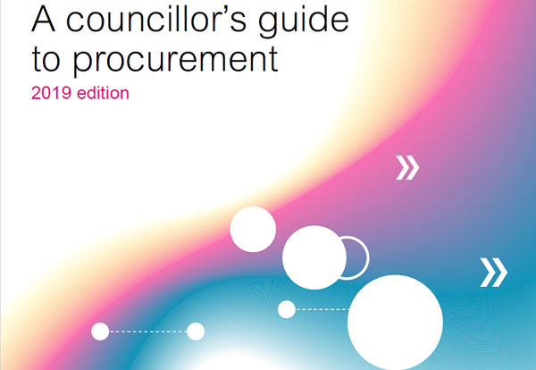 Councillors guide to procurement cover