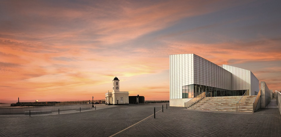 Turner Contemporary Landscape - credit Visit Kent and Thanet District Council