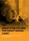 What next for adult social care cover