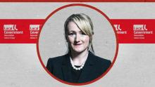 A photo of Rebecca Long-Bailey