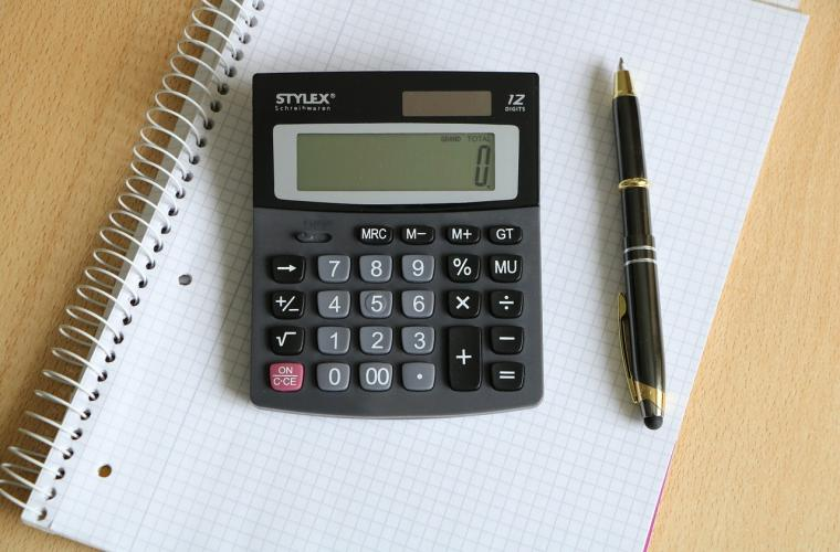Calculator and finance