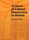33 years of Liberal Democracy in Sutton