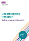 Carbon ambition front cover