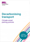 Decarbonising transport - Climate smart parking policies