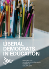 Lib Dems in Education