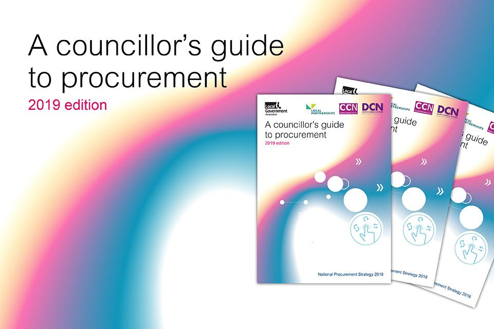 A councillor's guide to procurement: 2019 edition feature image
