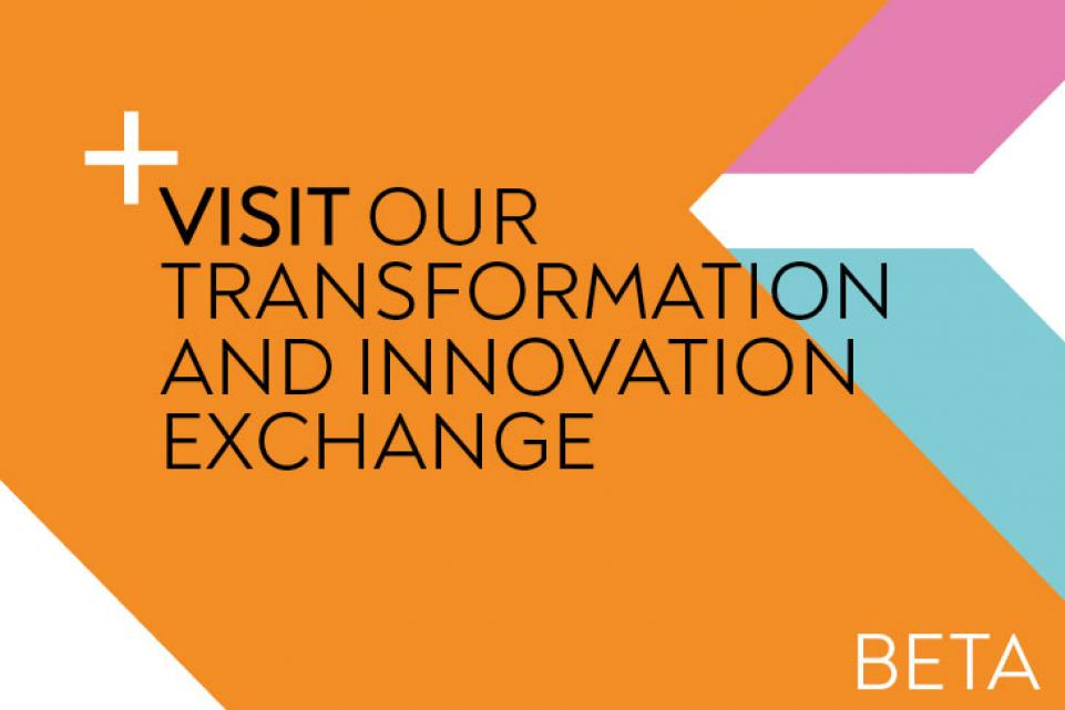 Transformation and Innovation Exchange