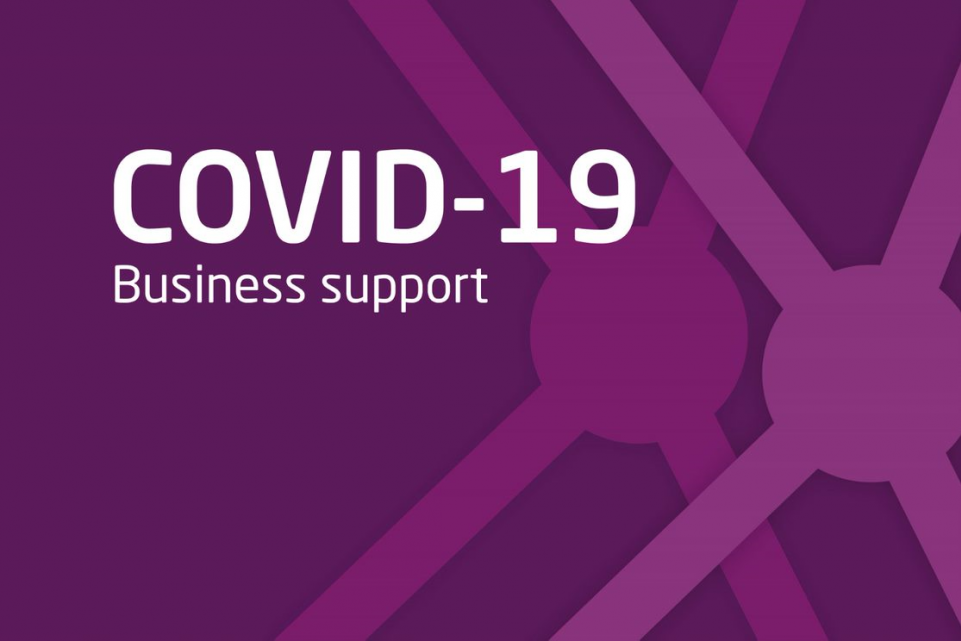 Business support COVID-19