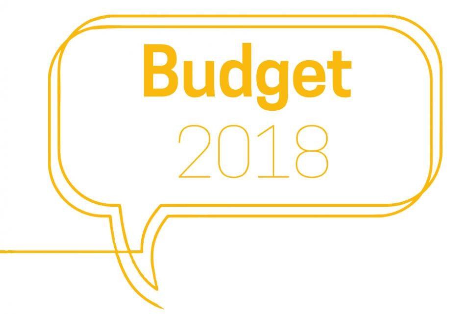 Moving the conversation on: LGA budget submission 2018