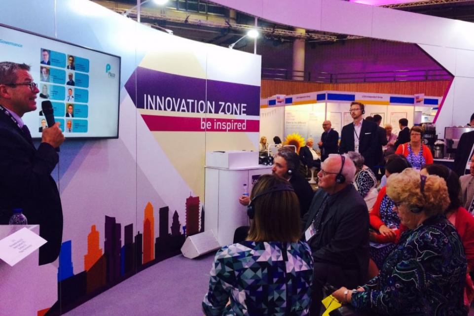 Innovation Zone July 2019