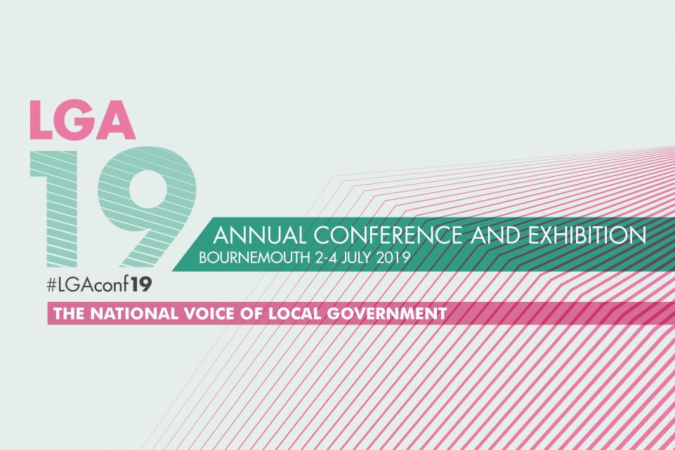 LGA Annual Conference and Exhibition 2019