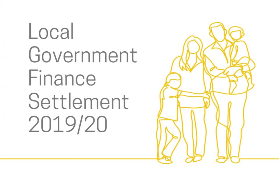 The 2019/20 Provisional Local Government Finance Settlement - response