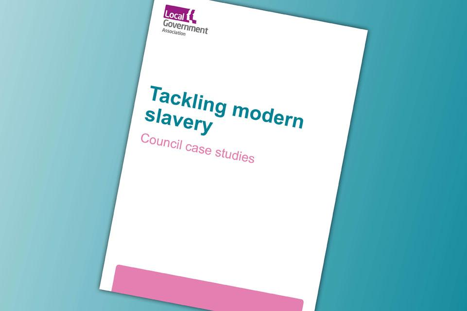Modern slavery case studies cover