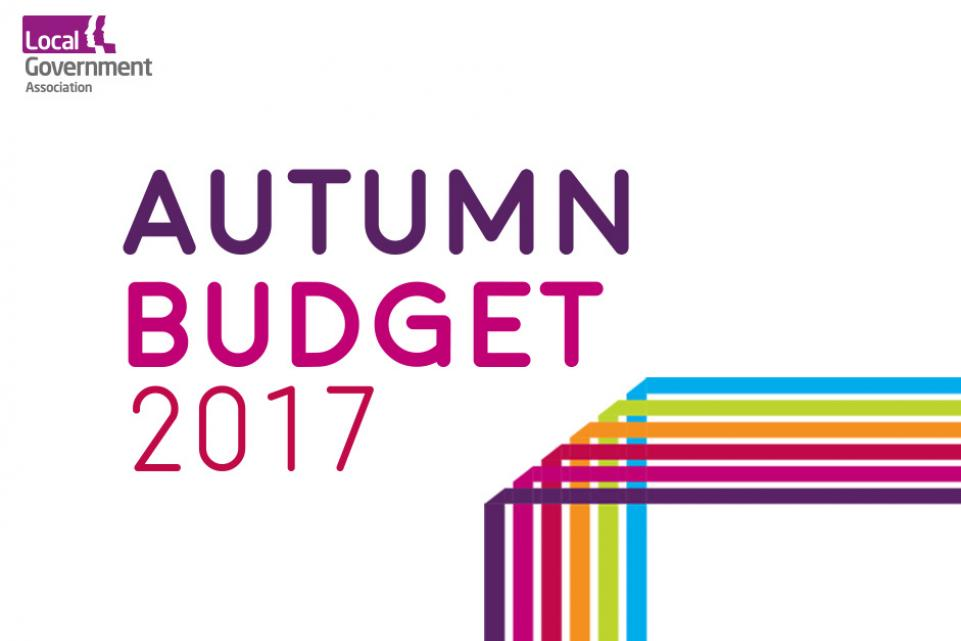 LGA responds to Autumn Budget 2017