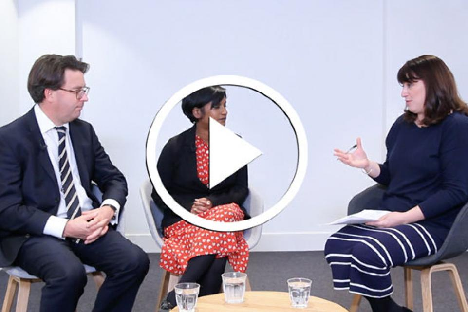 Discussing the gender pay gap - January 2018